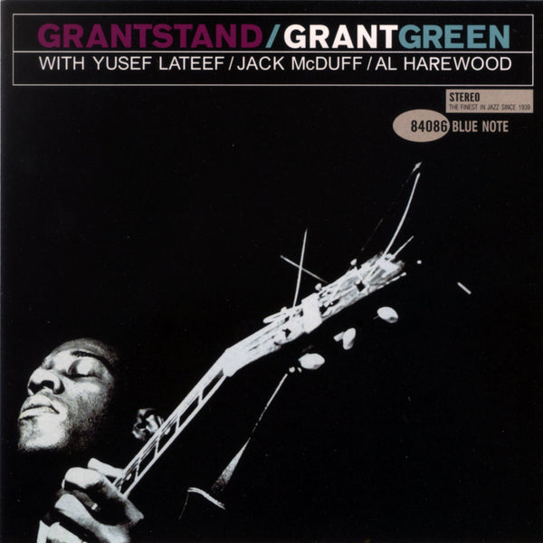 Grant Green ‎– Grantstand | Analogue Productions Reissue
