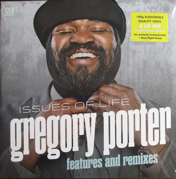 Gregory Porter ‎– Issues Of Life