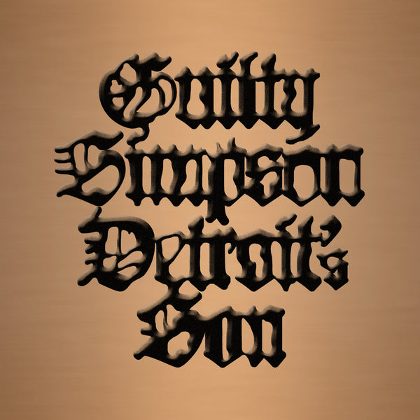 Guilty Simpson - Detroit's Son