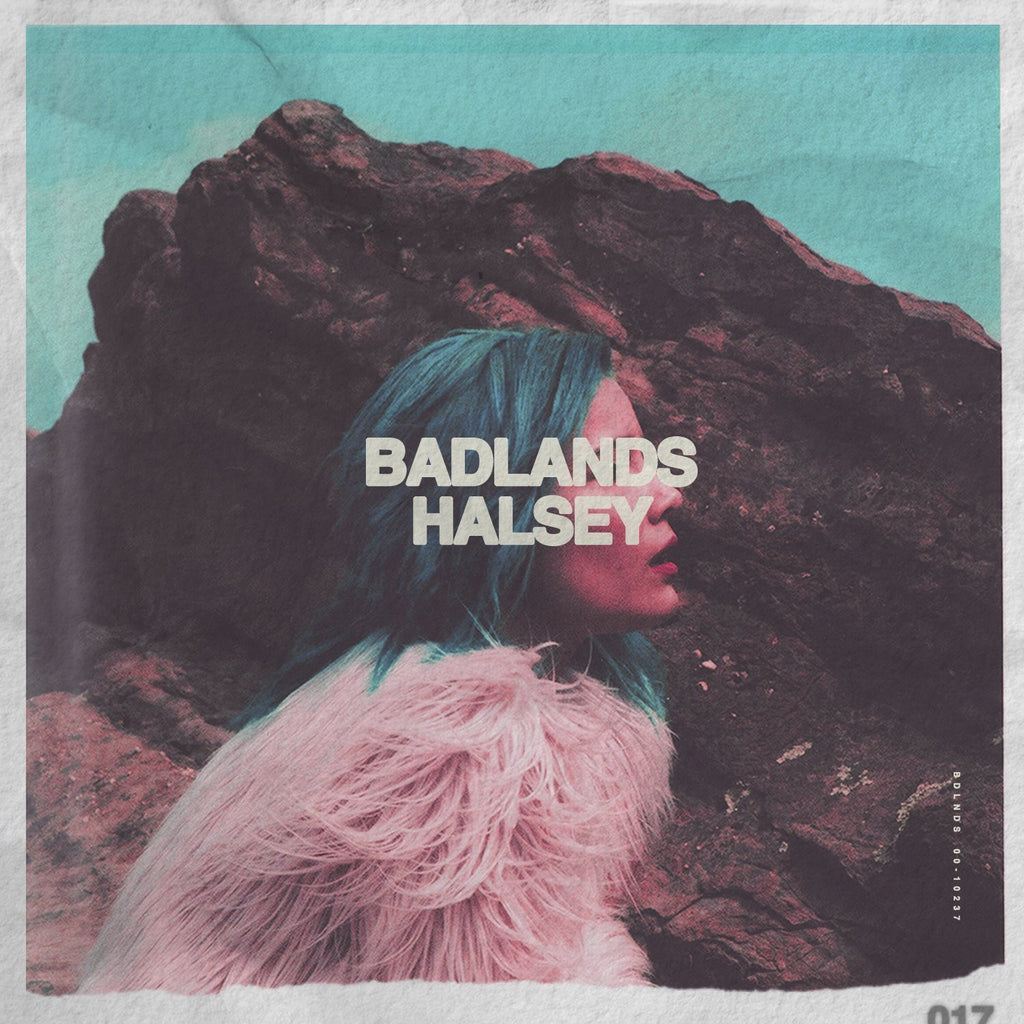 Halsey ‎– Badlands | Pink Coloured Vinyl Edition | vinyl