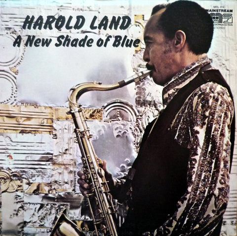 Harold Land – A New Shade Of Blue | 2017 Reissue