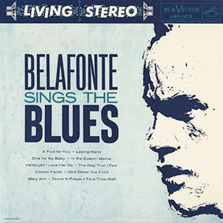 Harry Belafonte – Belafonte Sings The Blues | 45rpm 2LP