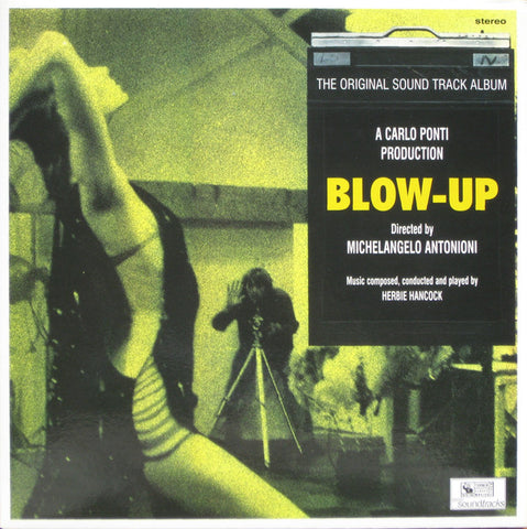 Herbie Hancock – Blow-Up (The Original Sound Track Album) | 2014 Reissue