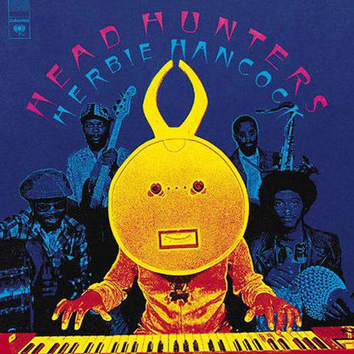 Herbie Hancock ‎– Head Hunters | 200g Analogue Productions reissue