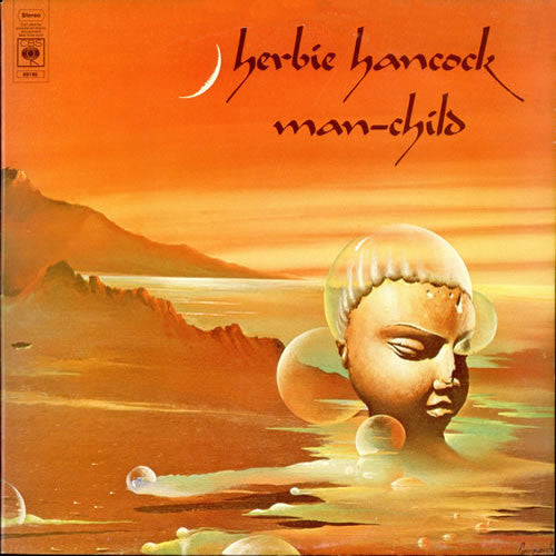 Herbie Hancock ‎– Man-Child