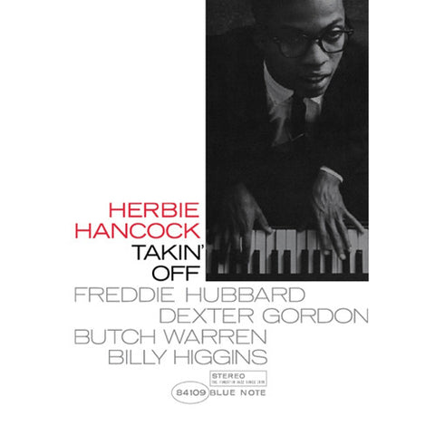 Herbie Hancock ‎– Takin' Off | 45rpm 2LP