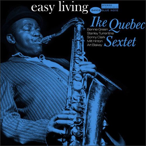 Ike Quebec – Easy Living | 45rpm 2LP