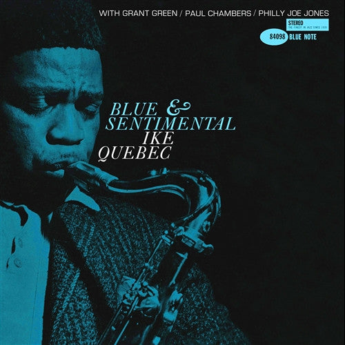Ike Quebec ‎– Blue & Sentimental | Music Matters Reissue