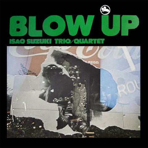 Three Blind Mice - Isao Suzuki Trio / Quartet – Blow Up | 45rpm 2LP [Impex reissue]