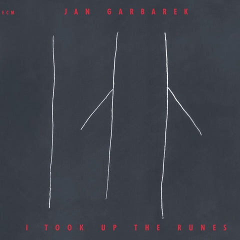 Jan Garbarek ‎– I Took Up The Runes