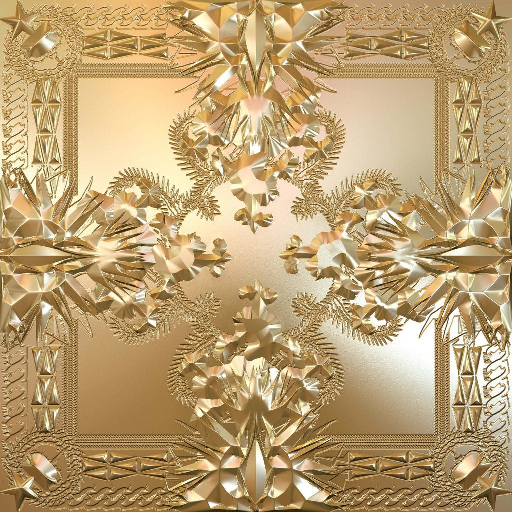 Jay-Z & Kanye West ‎– Watch The Throne