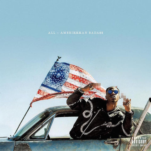 Joey Bada$$ ‎– All-Amerikkkan Bada$$