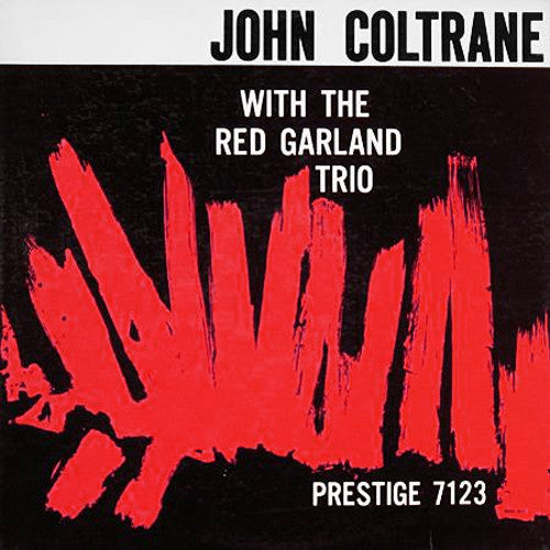 John Coltrane – With The Red Garland Trio | 200g Mono | Analogue Productions reissue