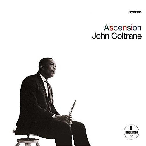 John Coltrane ‎– Ascension