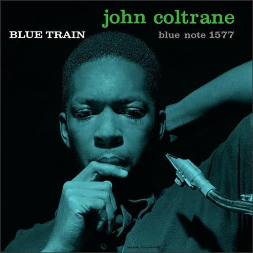 John Coltrane ‎– Blue Train | Blue Note Records 75th Anniversary Reissue