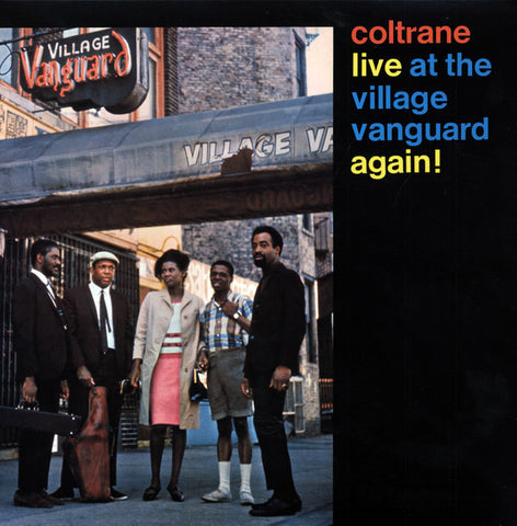 John Coltrane – Live At The Village Vanguard Again!