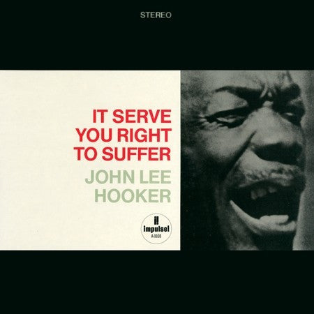 John Lee Hooker - It Serve You Right To Suffer | 45rpm 2LP