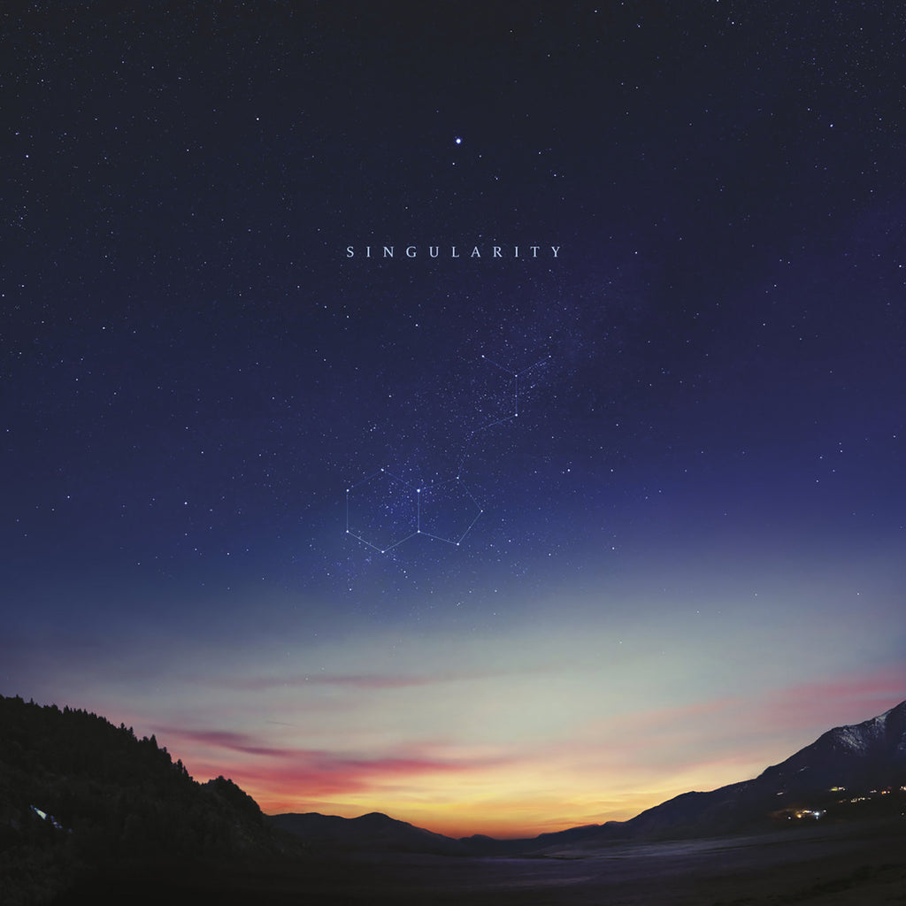 Jon Hopkins - Singularity (Blue Vinyl)