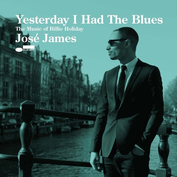 José James ‎– Yesterday I Had The Blues: The Music Of Billie Holiday