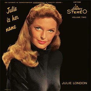 Julie London – Julie Is Her Name Volume II | 200g Analogue Productions reissue