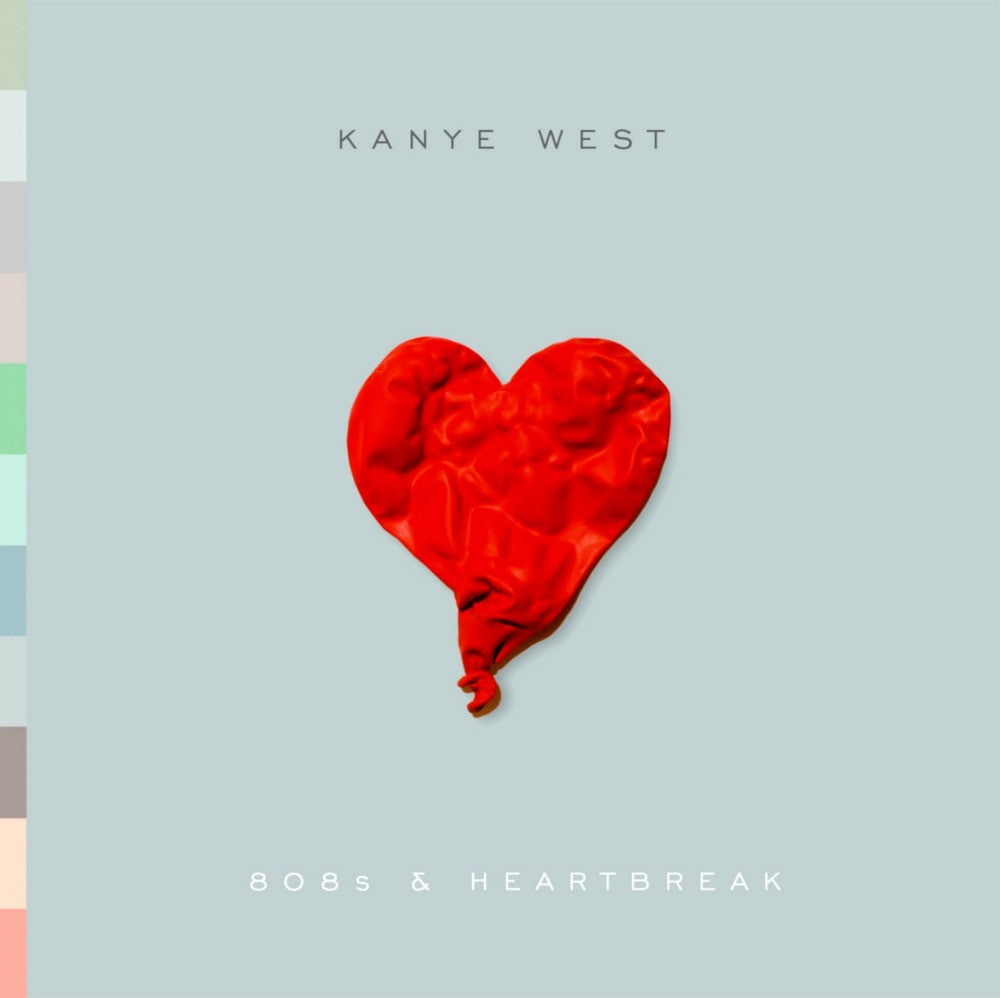 Kanye West – 808s & Heartbreak