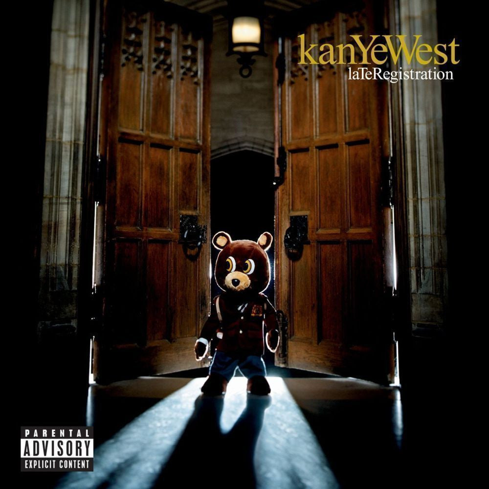 Kanye West ‎– Late Registration