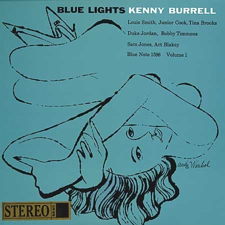 Kenny Burrell ‎– Blue Lights, Volume 1