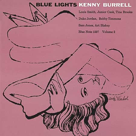 Kenny Burrell ‎– Blue Lights, Volume 2 | Mono