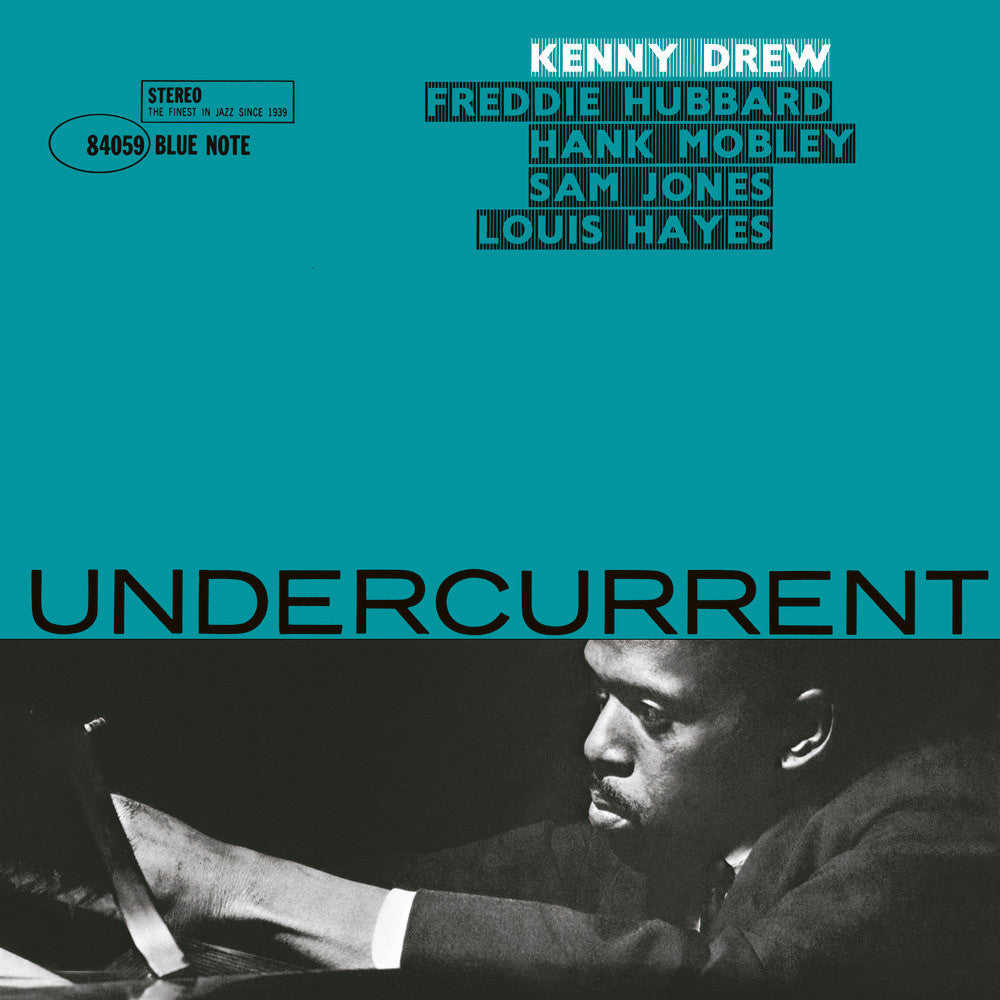 Kenny Drew ‎– Undercurrent | Music Matters Reissue