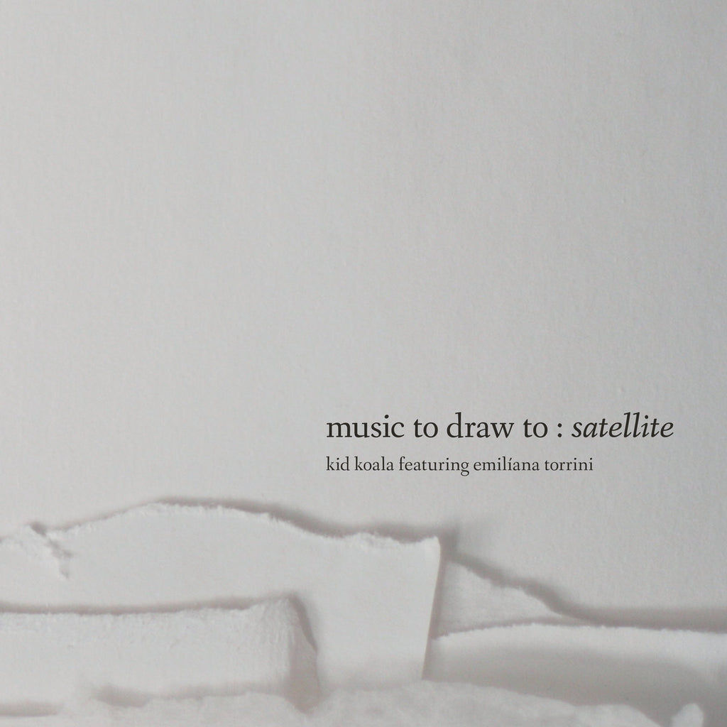 Kid Koala ‎– Music To Draw To: Satellite