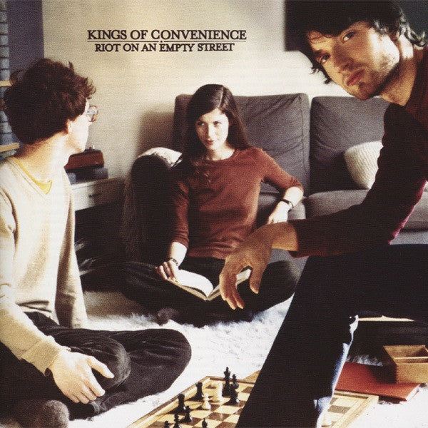 Kings Of Convenience ‎– Riot On An Empty Street | Limited Edition | Colour Variant