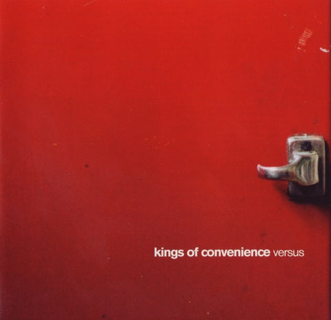 Kings Of Convenience ‎– Versus