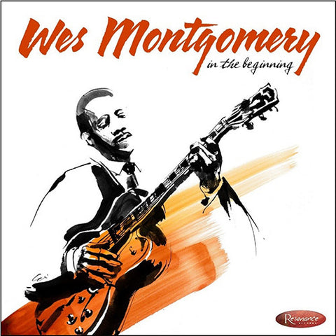 Wes Montgomery ‎– In The Beginning | Limited Edition Numbered Box Set