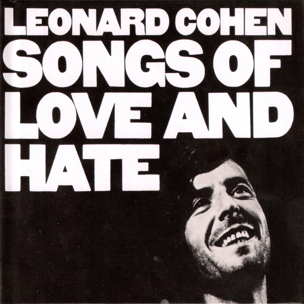 Leonard Cohen ‎– Songs Of Love And Hate | 2016 Reissue