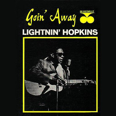Lightnin' Hopkins ‎– Goin' Away | 200g Analogue Productions reissue