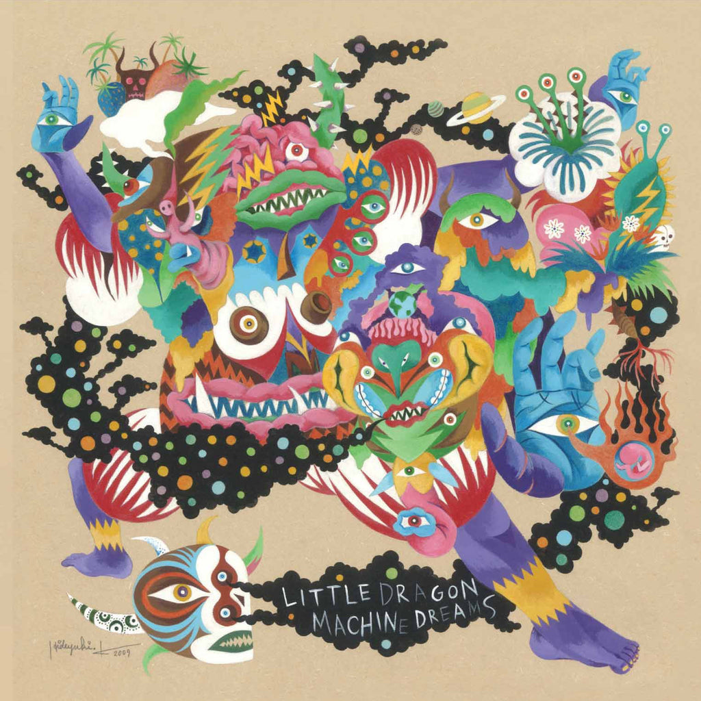 Little Dragon – Machine Dreams