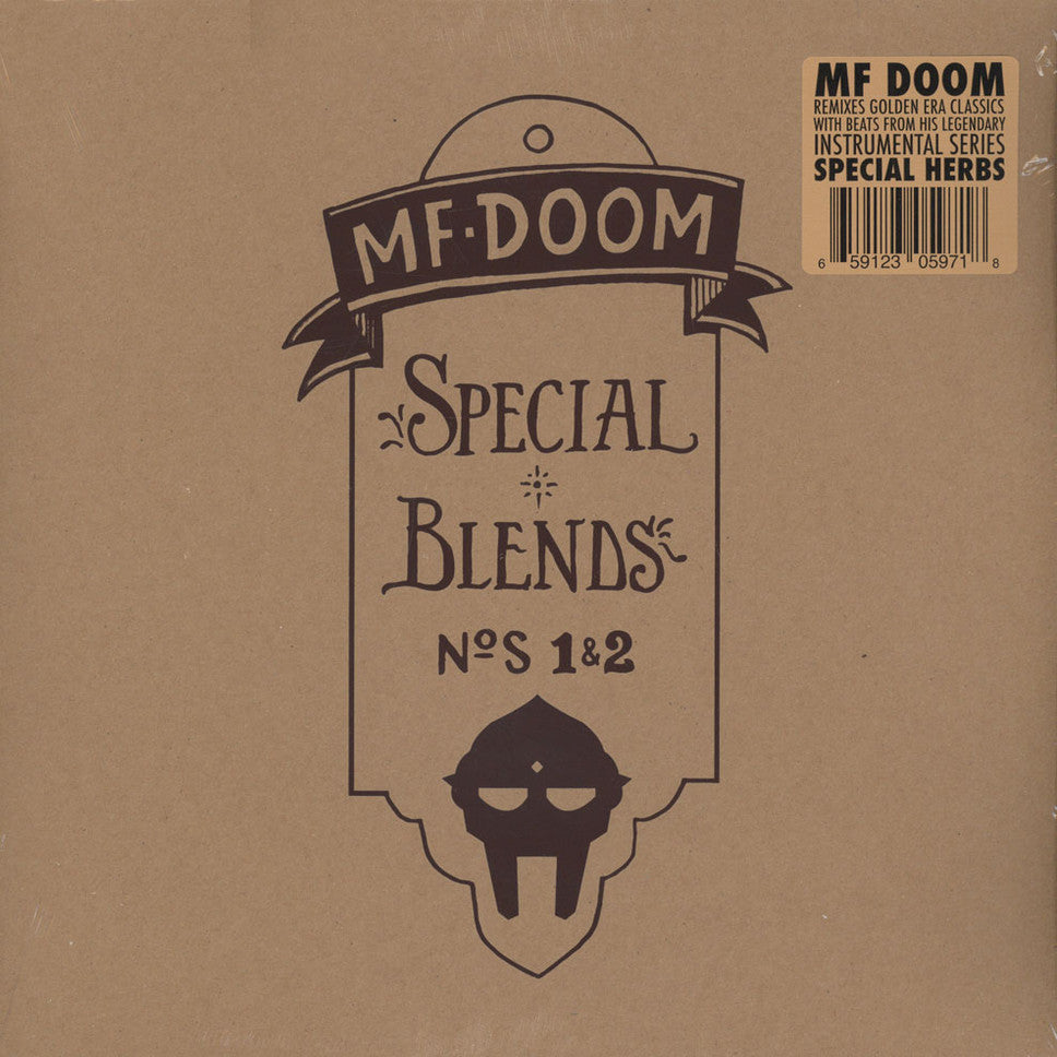 MF Doom – Special Blends N°S 1 & 2