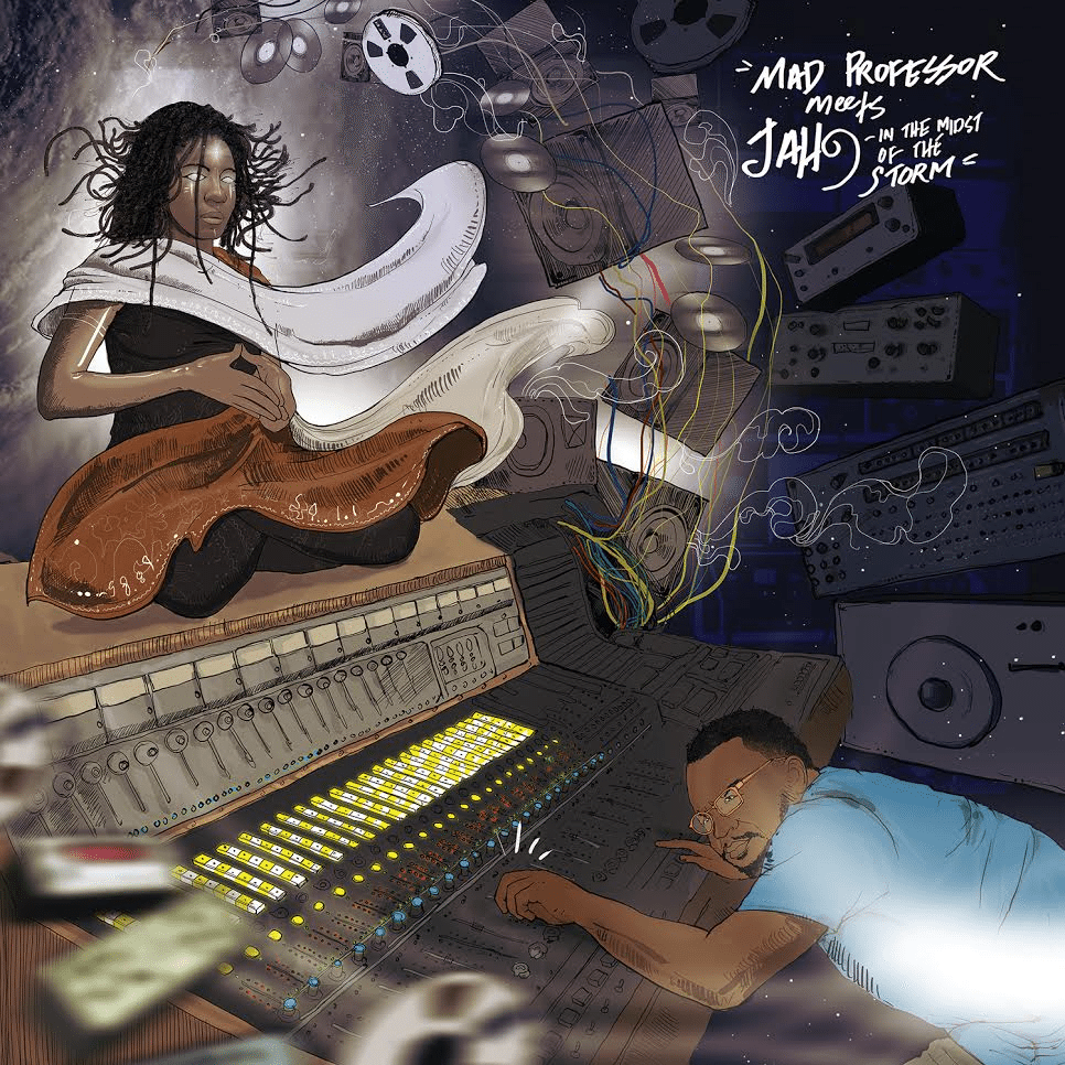 Mad Professor Meets Jah9 ‎– In The Midst Of The Storm | RSD2017