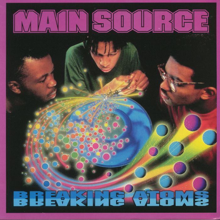 Main Source – Breaking Atoms | 2017 Reissue