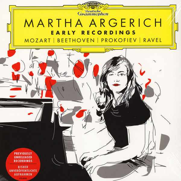 Martha Argerich ‎– Early Recordings