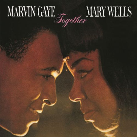 Marvin Gaye With Mary Wells – Together | Reissue