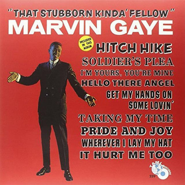 Marvin Gaye – That Stubborn Kinda Fellow