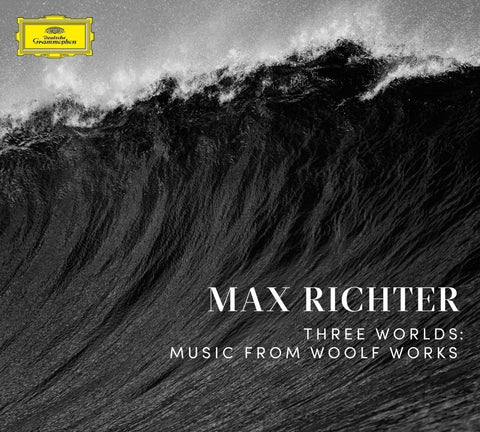 Max Richter ‎– Three Worlds: Music From Woolf Works