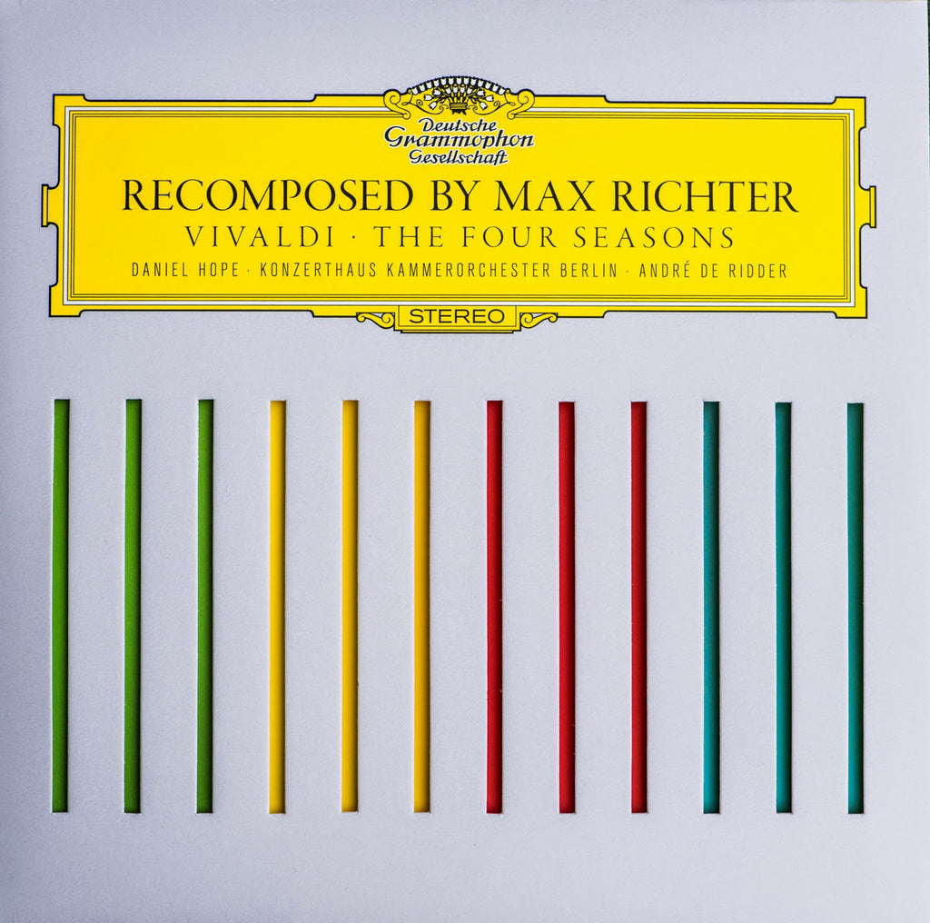Max Richter & Vivaldi - The Four Seasons | Recomposed by Max Richter