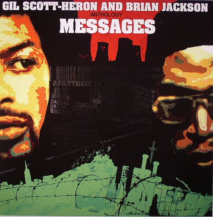 Gil Scott-Heron And Brian Jackson – Anthology. Messages | Limited Edition