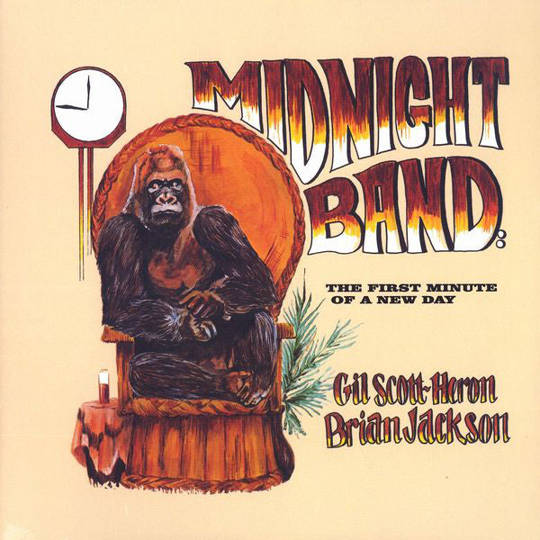 Gil Scott-Heron & Brian Jackson And The Midnight Band – The First Minute Of A New Day | Reissue