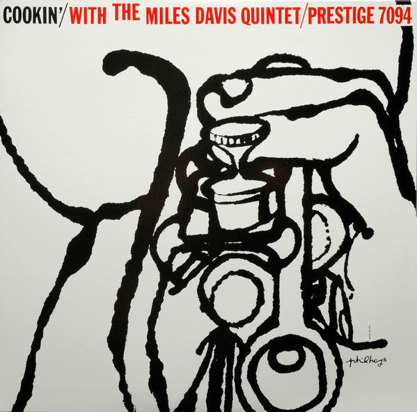 Miles Davis - Cookin' with the Miles Davis Quintet | 200g Mono | Analogue Productions reissue