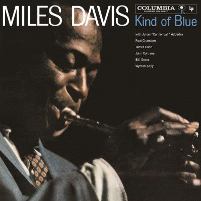 Miles Davis - Kind of Blue | Mono | Music On Vinyl Reissue