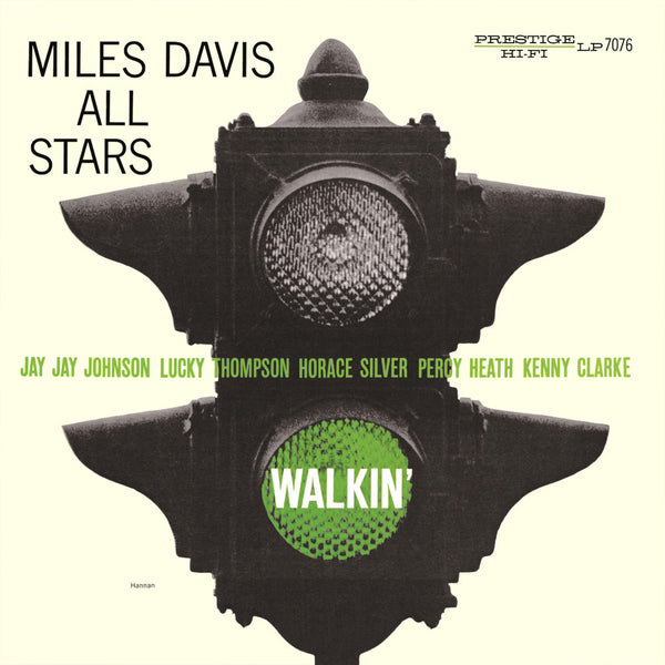Miles Davis All Stars ‎– Walkin' | Original Jazz Classics Reissue
