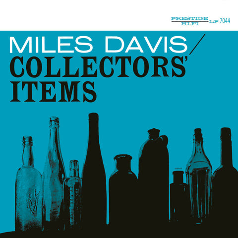 Miles Davis ‎– Collectors' Items | Original Jazz Classics Reissue